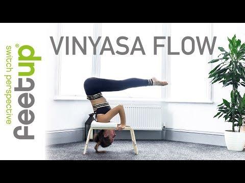 FeetUp® Trainer - Yoga for Core Strength & headstands   Yogacandi