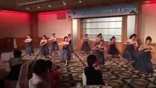 ヒーリングフラLocola開校10周年 特別ダンサーズの舞♪