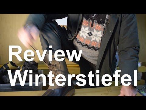 Review Winterstiefel