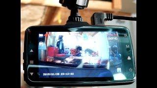 Chortau 1080P FHD Dash Cam Review And Look At Partial Installation