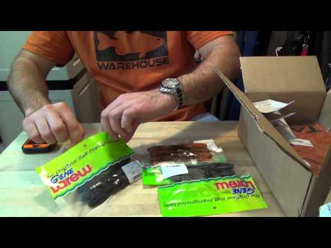 Tackle Warehouse and Bass Pro Unboxings