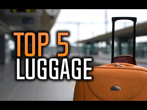 Best Carry On Luggage in 2018!