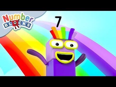 Numberblocks - Seventh Heaven | Learn to Count