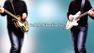 Tell Me What You See - The Beatles karaoke cover