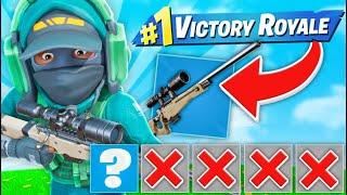FIRST GUN ONLY CHALLENGE!