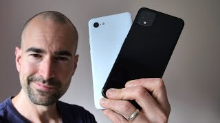 Google Pixel 4 XL vs Google Pixel 3 XL - What's changed?