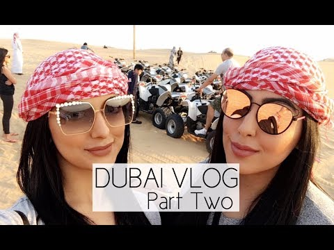 DUBAI | PART TWO | Keepingupwithmona