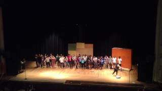 BTHS Hairspray 2014 Rehearsal Good Morning Baltimore