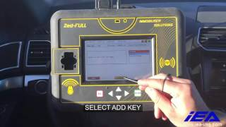 2016 FORD EXPLORER PROX KEY PROGRAMMING WITH ZED-FULL