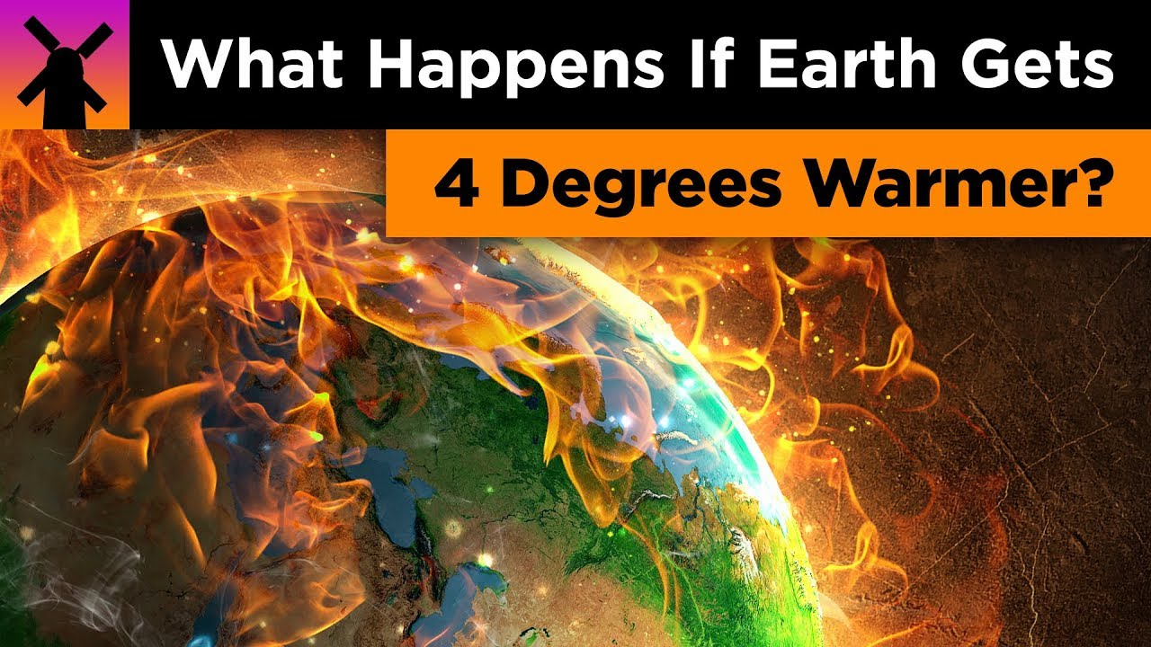 How Earth's Geography Will Change With Climate Change thumbnail