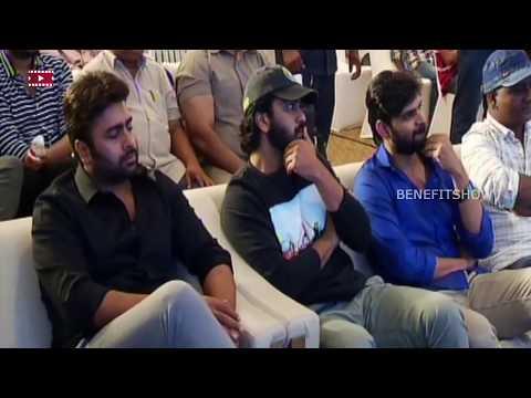 'Needi Naadi Oke Katha' Pre-Release Event