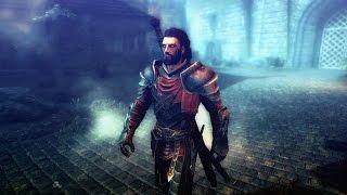 Skyrim mod: Броня Волхикарского Рыцаря