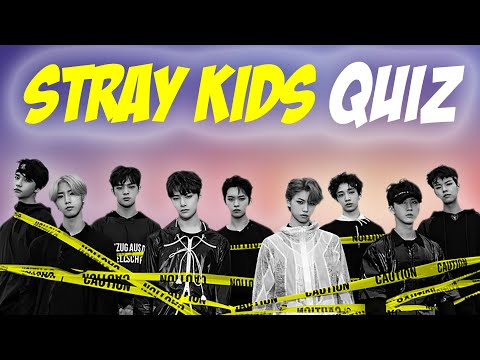 Download Stray Kids Quiz How Well Do You Know Stray Kids