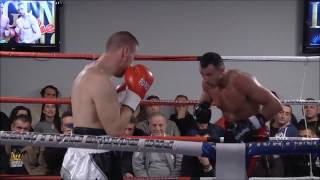 Tasos Berdesis vs Guillaume Ηaye (Ringside Cam) - Legends of the Ring