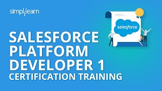 Salesforce Platform Developer 1 Certification Training | Salesforce Training Video