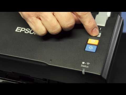 Wireless Scanner Setup