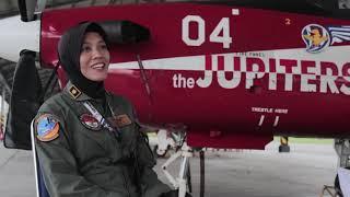 Srikandi penerbang tentara angkatan udara