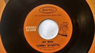 My Man , Tammy Wynette , 1972
