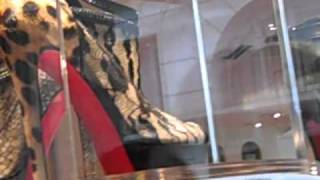 Christian Louboutin Shoe Store In Paris