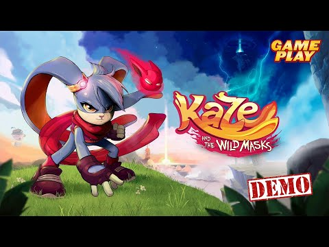 Gameplay de Kaze and the Wild Masks