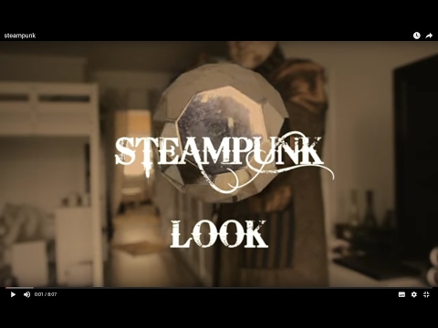 Unser Steampunk Karneval / Halloween Look Tutorial