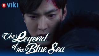 Eng Sub The Legend Of The Blue Sea - EP 19  Jun Ji Hyun Gets Shot