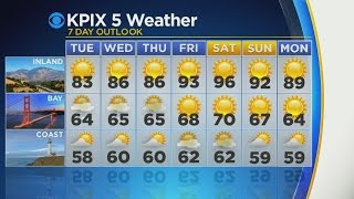 Monday Evening Forecast With Paul Deanno