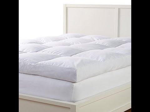 """Concierge Collection 4"""" Feather Bed"""