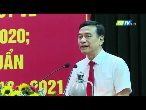 Hội nghị triển khai quyết định Chuẩn y Phó Bí thư Thành ủy, phê chuẩn kết quả bầu Chủ tịch UBND thành phố