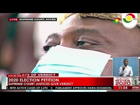 Allegation of vote padding was not proved by credible evidence – Supreme Court