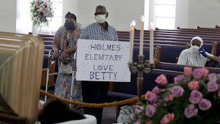 Miami pays tribute to Betty Wright, Miami's first lady of soul