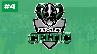 FM20 Non League to Champions League | The Celt Army | Ep4