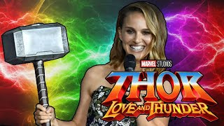 Why Natalie Portman Is Becoming Mighty Thor