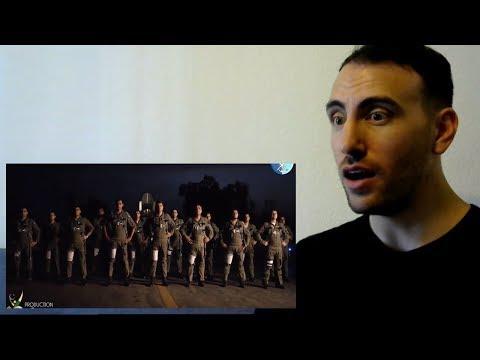Main Pakistan Hoon Pakistan Army Song REACTION