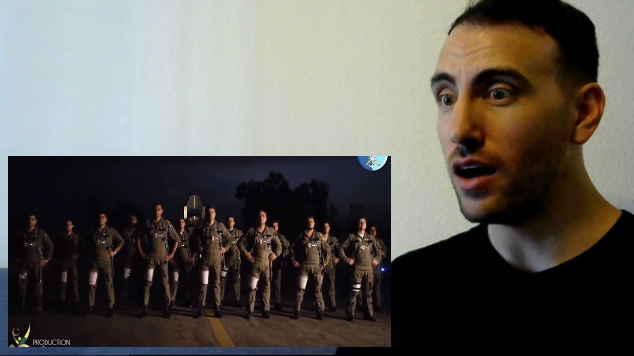 Main Pakistan Hoon Pakistan Army Song REACTION - YouTube