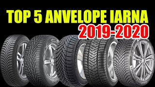TOP 5 ANVELOPE IARNA 2019-2020 - Cele mai bune alegeri pentru masina noastra