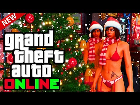 GTA Online: NEW Festive Surprise Items NEXT WEEK! Free Cars & More! (GTA 5 Online DLC)