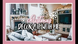 DECORATE WITH ME FOR CHRISTMAS | HOW TO DECORATE YOUR CHRISTMAS TREE