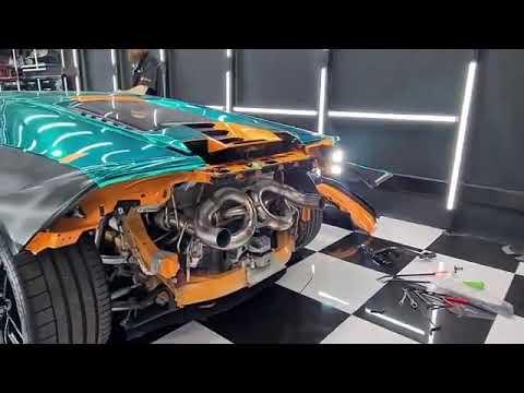 Lamborghini Huracan Performante sounds so nice│iPE exhaust
