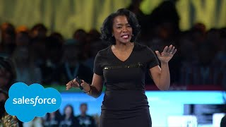 Salesforce TrailheaDX '18 Opening Keynote – Part 4: Build Apps Fast