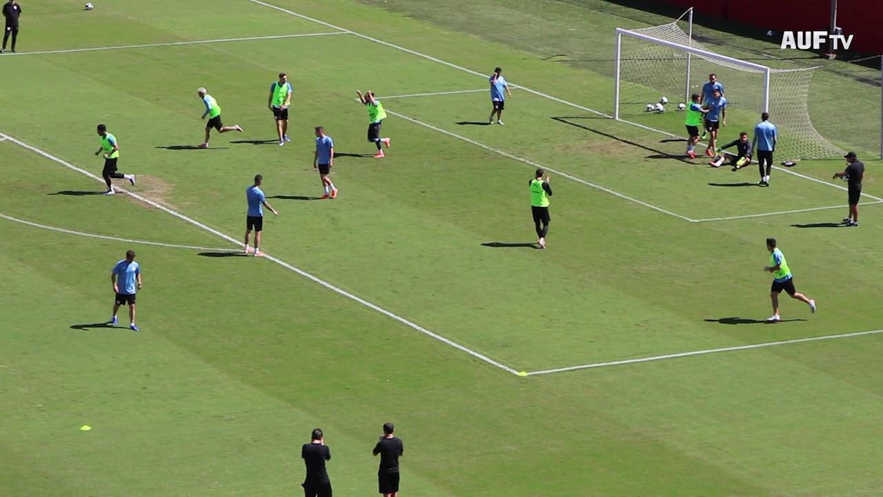 Fútbol informal en Salvador (28/6)