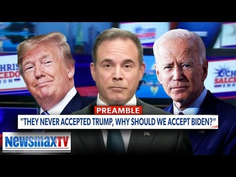 Trump update 4/09/2021..They Never Accepted Trump, why should we accept Biden?