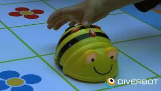 Diverbot, programación y robótica educativa - Taller Bee bot