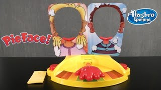 Pie Face Showdown Game [Review & Instructions]   Hasbro Toys & Games