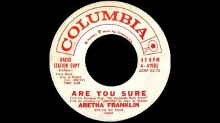 Aretha Franklin - Are You Sure