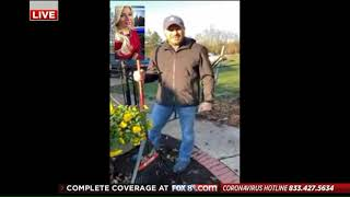 AJ Petitti shares some tips to begin spring cleaning in your yard