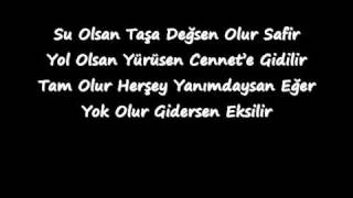 Hayat Arkadasim Lyrics