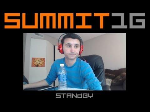 Фарт в крови @summit1g CS:GO