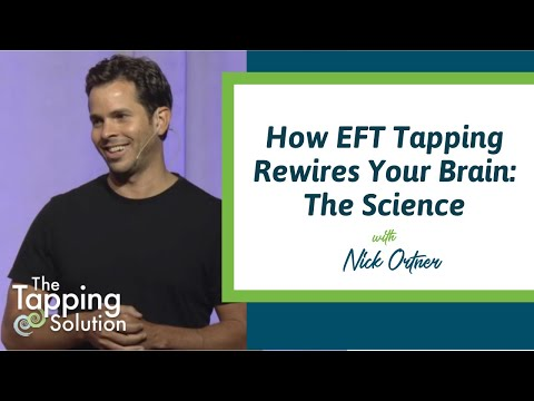 Nick Ortner on how to rewire the brain with EFT – Tapping World Summit 2012