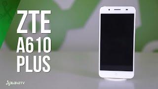 ZTE A610 primeras impresiones del móvil con gran batería de ZTE